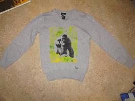 super gorilla sweater