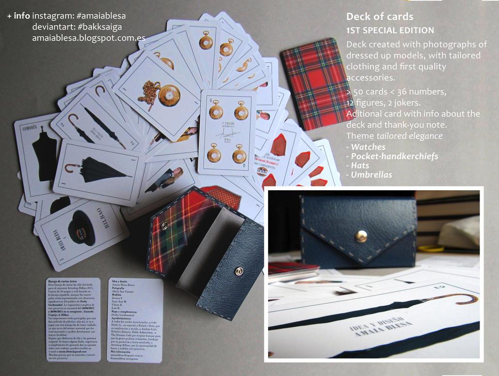 Tailored Elegance decks picture by BAKKSAIGA