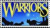 Warriors Stamp by Superior-Silverfox