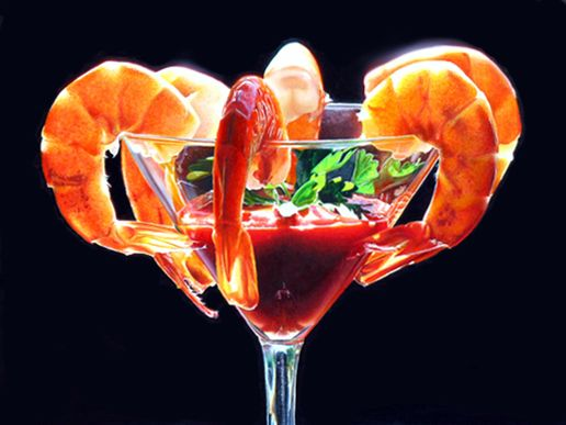 Big Shrimp Cocktail by elliez1