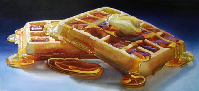Big Waffles by elliez1