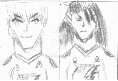 ANHL - Gin and Byakuya Profile by Norite-Kinen