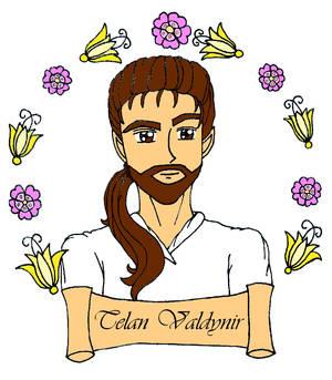 Telan Valdynir Language of Flowers Profile