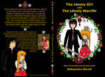 The Lonely Girl and the Lonely Warrior Book Cover by szynszyla-stokrotka