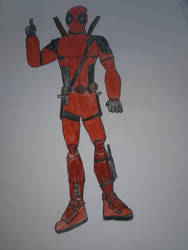 DeadPool by rywilliam91