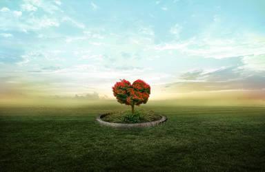 Under The Valentine Tree by Celvas