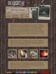 Celvanium Journal Skin Design