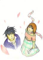 :Nodame and Chiaki: by DemonRyoko