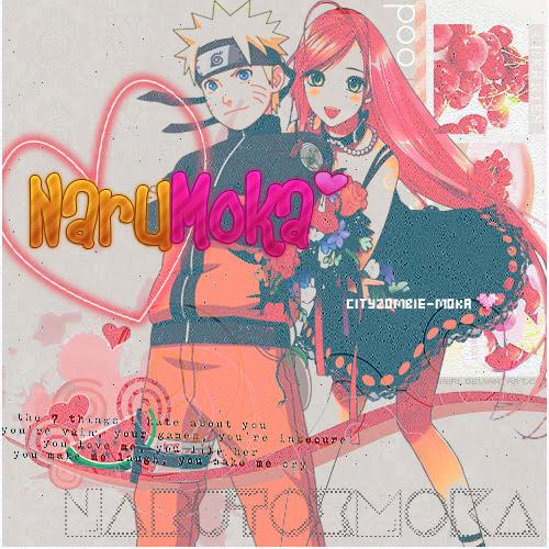 Naruto and Moka by TheRealKyuubi16 on DeviantArt