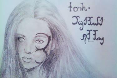 Ilke - Frostens datter by Vanasina