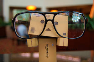 Danbo Geek ...... by Yuffie1972