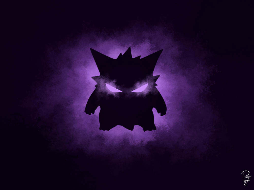 Gengar Wallpaper Hd