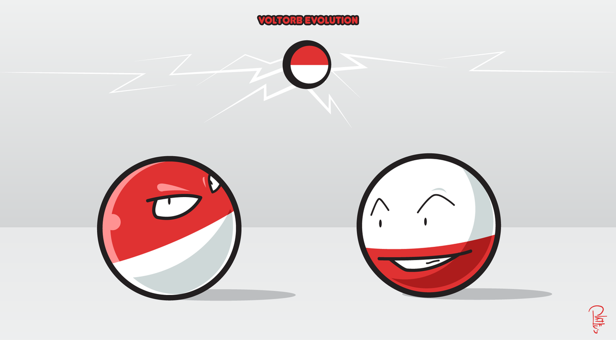 electrode and voltorb - photo #16