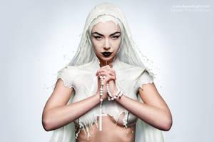 White Series - THE MILKY NUN