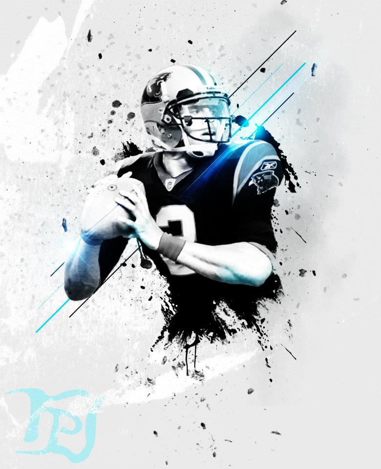 Cam Newton by Ty11191