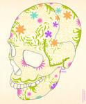 Carnaval skull