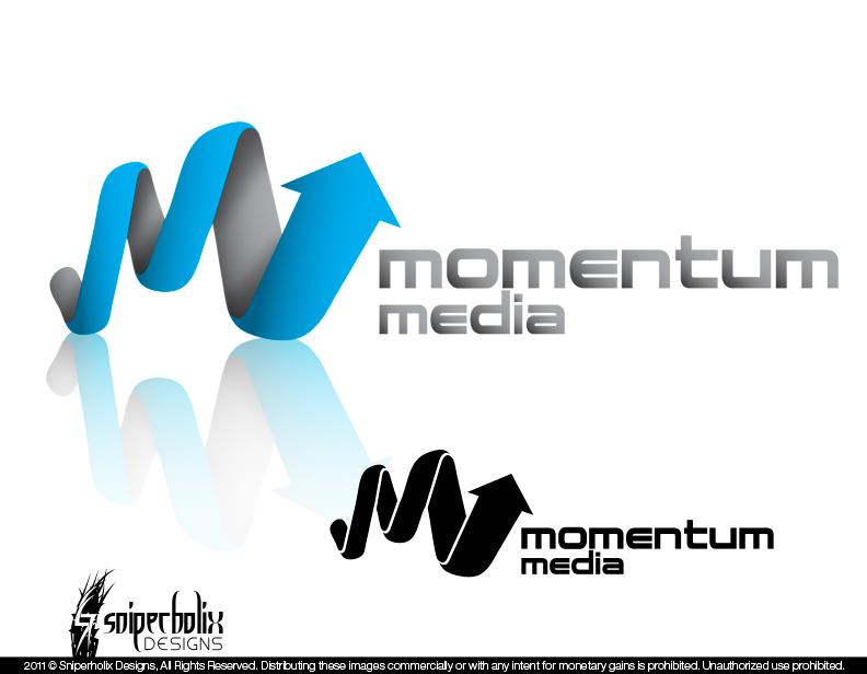 Momentum Logo Momentum Logo by sniperholix