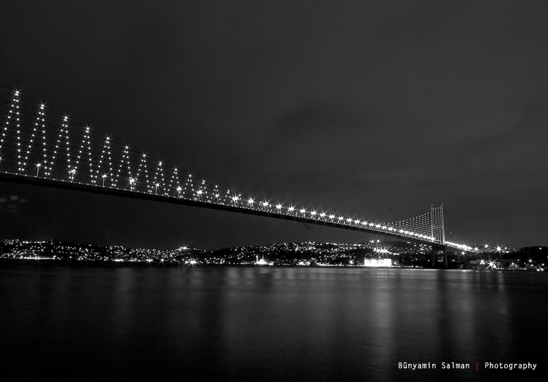 Bosphorus Bridge by bunyaminsalman