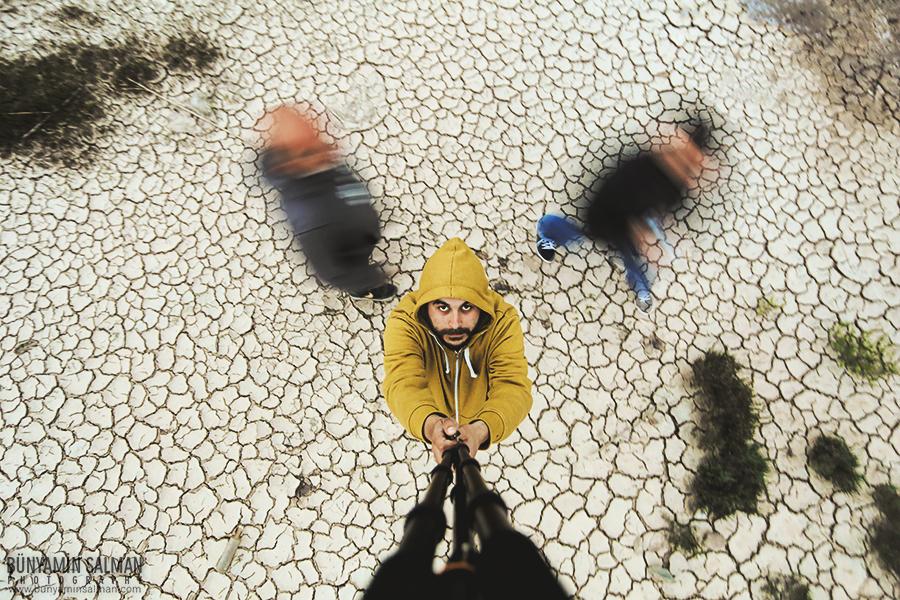 Tripod Selfie by bunyaminsalman