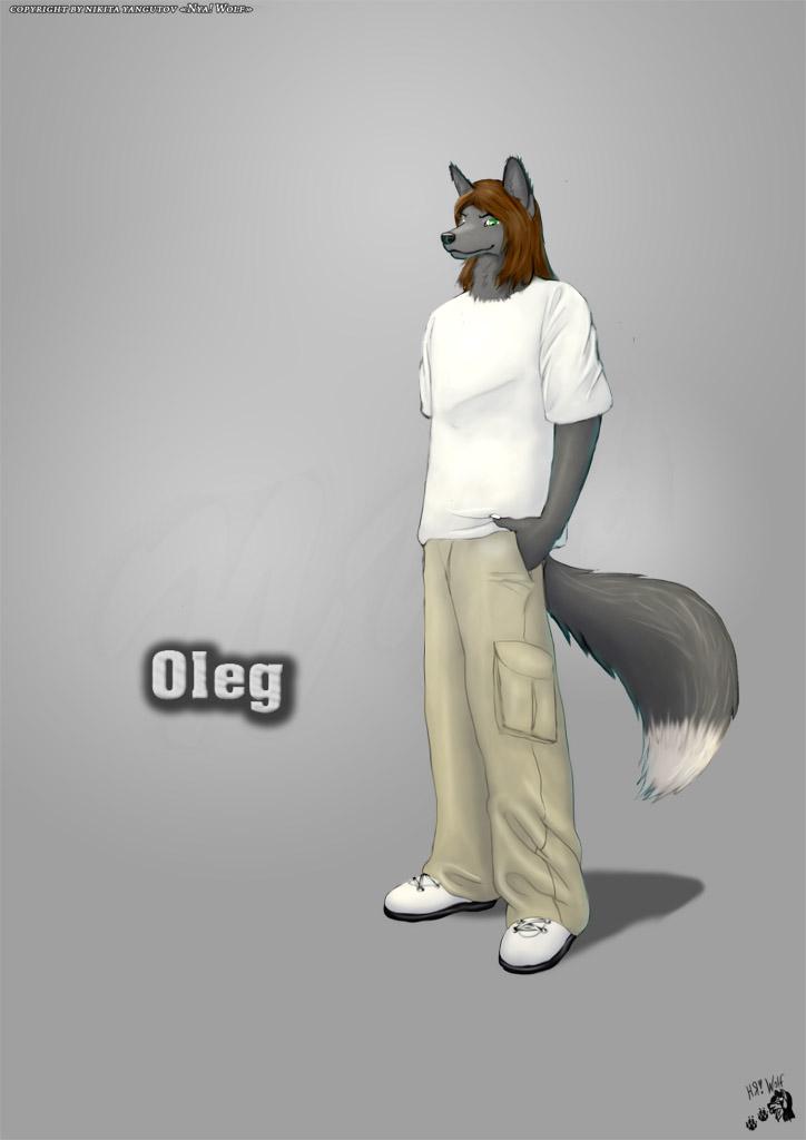 Oleg by White-Wolf-Redgrave