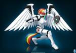 My little portal - RD exoskeleton