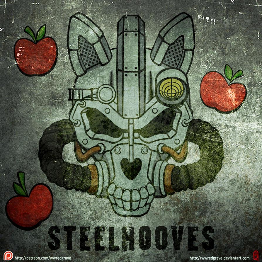 Steelhooves by WWRedGrave