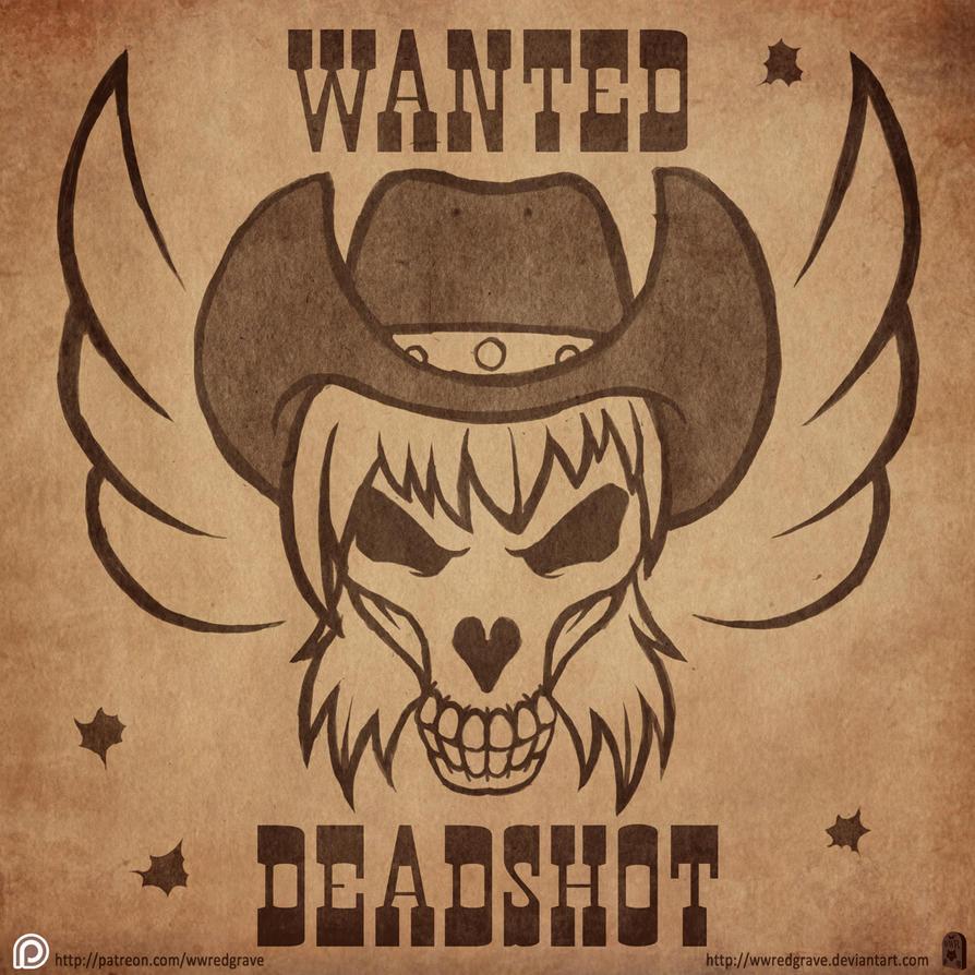 Deadshot by WWRedGrave