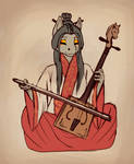 Asian Octavia - WIP