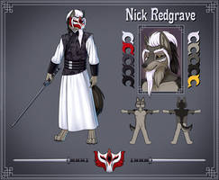 Nick Redgrave - Ref by WWRedGrave