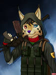 Commission - Fitz The-Lynx