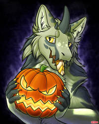 Halloween Gift by WWRedGrave