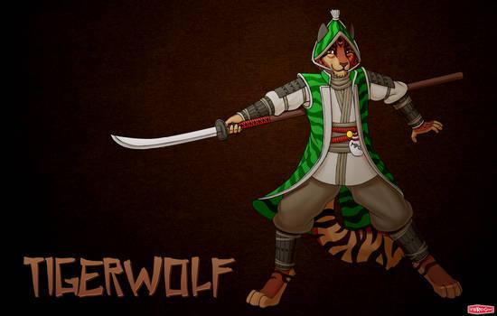 Nobushi Tigerwolf