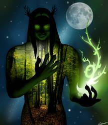 Ancient spirit