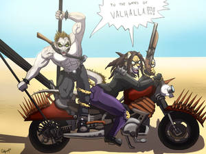 Deadly Duo (MADMAX)