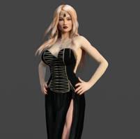 Blond Bombshells New Look