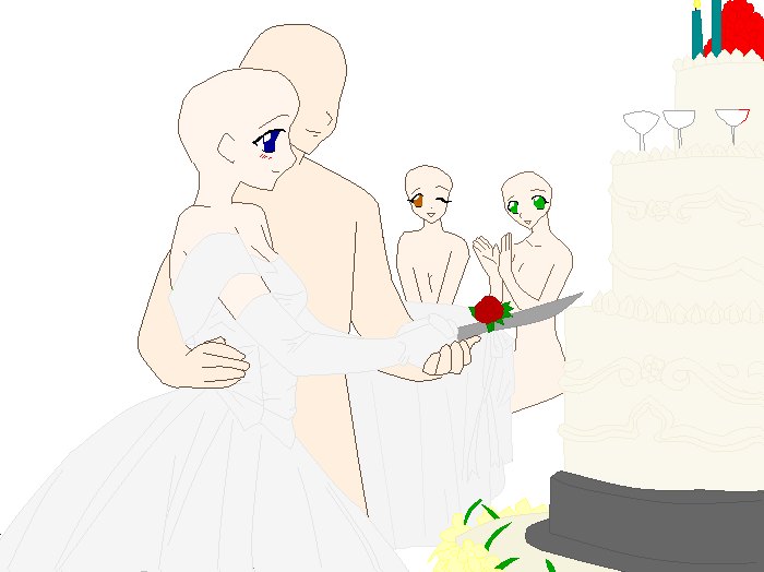 Wedding base by Pixelena