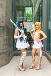 Panty and Stocking with Garterbelt