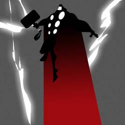 thor silhouette