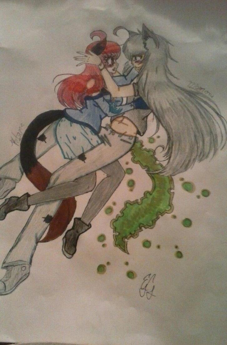 I love you by KittyMitsu