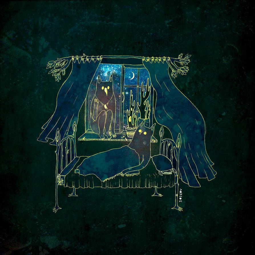 Midnight guest by Ferruti