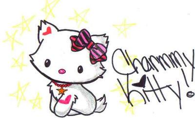 Charmmy Kitty 2 by MariahEmancipation