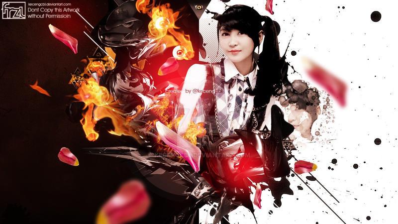 Ve JKT48 Feelingspree by kecengcbl
