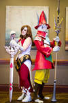 Beatrix and Freya by Firewolf77