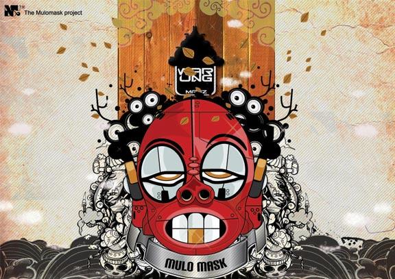 Mulo----mask