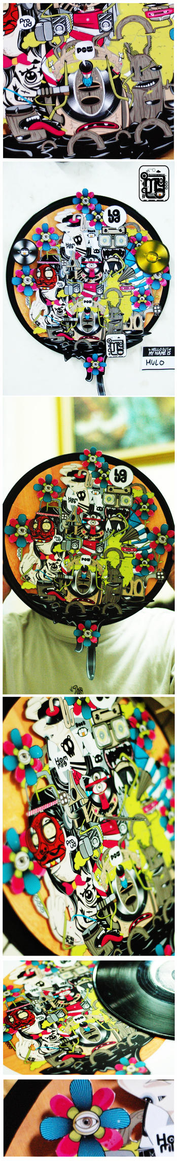 ::..Vinyl Attack Recap..:: by muloyoung85