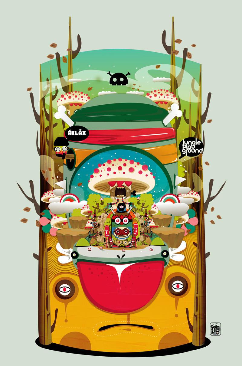 Kokon Jungle Playground