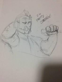 Magnus the fighter