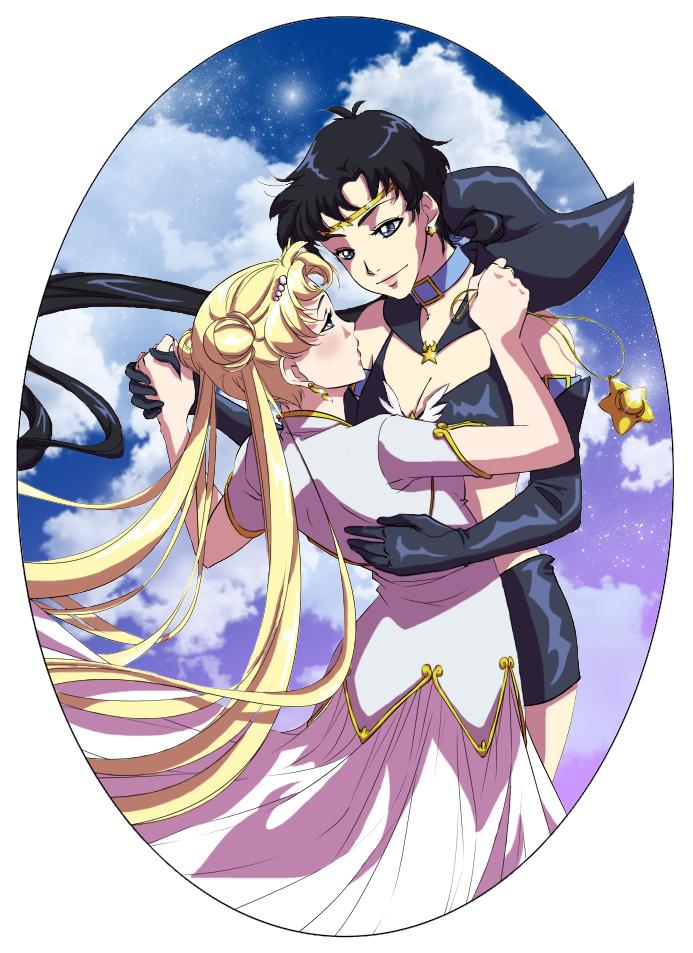 ::COLAB:: Seiya - Usagi by arashkya