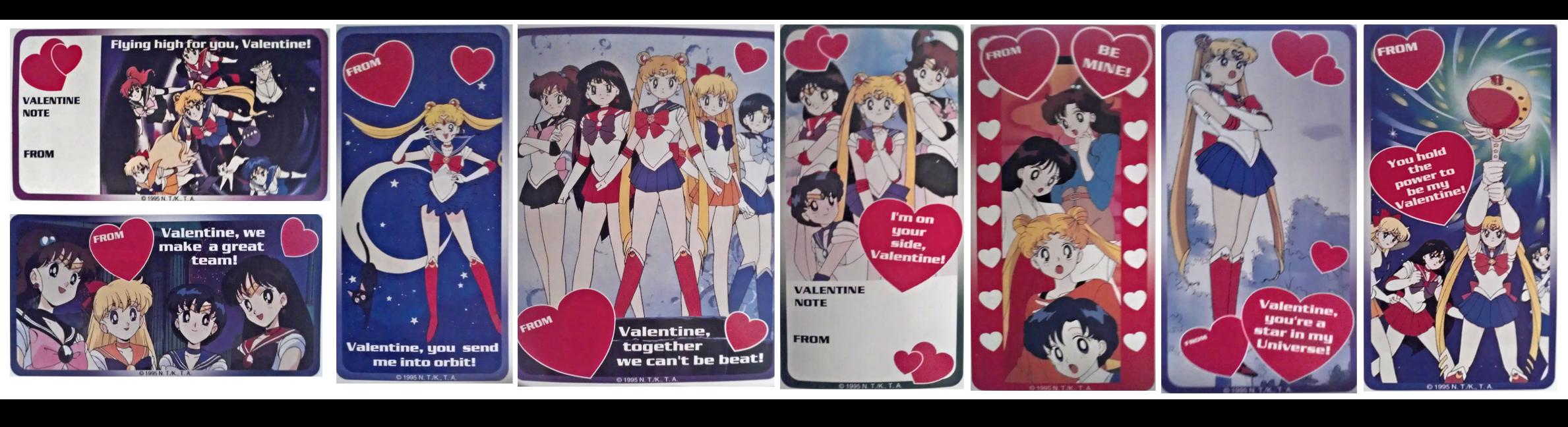 Schön Sailor Moon Valentine Cards By Arashkya Sailor Moon Valentine Cards By  Arashkya