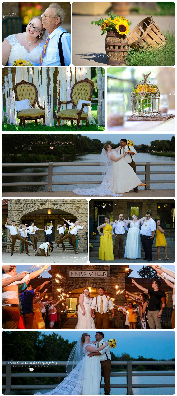 A Sunflower Wedding by arashkya